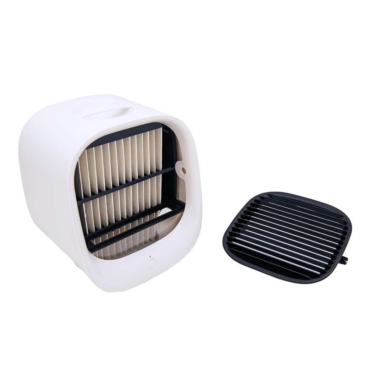 Мини кондиционер Air Cooler MAX с LED подсветкой - 5